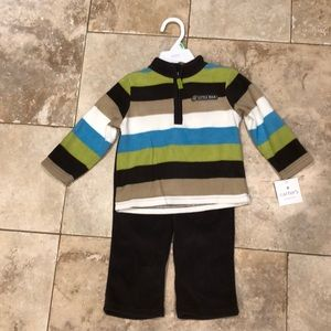 2 piece boys activewear